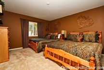 Pet Friendly Cabins in Big Bear / These awesome cabins in Big Bear Lake allow pets to go on vacation with you! Pet friendly.  Some have fenced in yards as well! #Bigbear #vacation #petfriendly #cabin