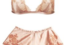 Lacey Little Things / Lingerie and other lacy things I love