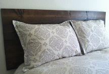 bedroom remodel. / Ideas for my new digs / by Jessie Rodger