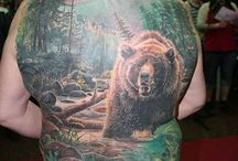 Tattoos / Nature and Wildlife Tattoos / by Jason Castellani