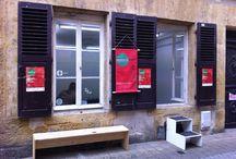 Dans Quelle Vie Tu Monde(s)?  Metz Avril 2014 / A l'occasion de la semaine du développement durable le programme culturel DQVTM s'installe à Metz