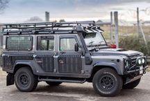 Land Rover ideas