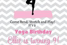yoga bday