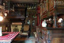 gothic / Gothic decorating ideas (1150 - 1450)