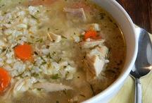 Soups / by Anne Endres