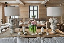 Rustykalnie / Rustic interiors & outteriors
