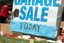 Garage Sales...YEAH!!!
