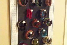 Bracelet holders