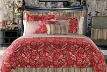 Red Hot Bedrooms / Valentines Bedding and Home Decor that is Red Hot. Spice up your bedroom with accents of red and other bedding styles.  / by BeddingStyle.com