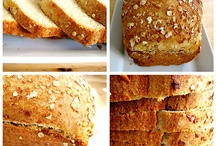 Bread Basket / bread recipes and ideas I'd love to try sometime!