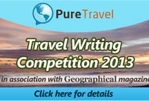 Exciting Travel Writing Competition 2013