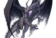 Dragons - Shadow