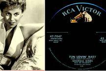 Her Nibs, Miss Georgia Gibbs / LaVern Baker / Singers from the 1950s Georgia Gibbs and LaVern Baker
