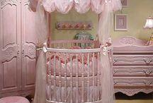 Nursery Ideas / Nursery ideas  / by Marsha Goldy