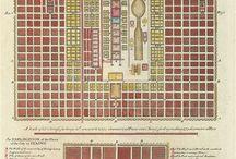 Kartor, stadsplaner