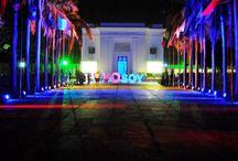 Eventos privados en la Quinta de San Pedro / La Quinta de San Pedro Alejandrino, imprimiendo un sello de distinción y calidad, ha dispuesto algunos de sus espacios para la realización de eventos, congresos y convenciones.