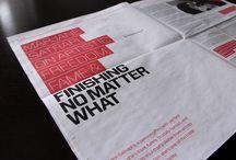 Jornal Design / by Liliane Lass