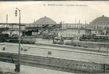 Noisy Le Sec / Noisy-Le-Sec France Paris 93 Hauts de Seine Old Postcards