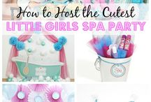 Little girls birthday parties / Cute birthday party ideas for girls, tweets, teenagers