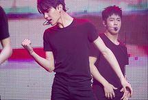 SF9 Taeyang / Literal meaning of Bias Wrecker/Playboii