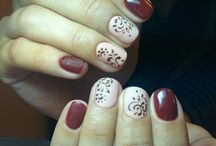 my nails design, working alboum