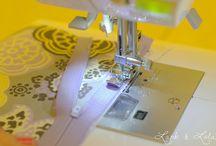 Sew Projects / by Kristina Sindel