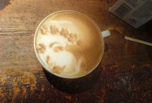 Foamy Awesomeness  / Art in my coffee