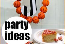 Baking and parties