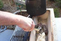 Japanese Konro grill