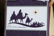 Stampin up Come to Bethlehem