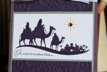 Cards - Christmas Sacred