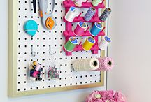 Organised, orderly and ideas
