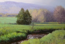 Painting: Michael Godfrey,