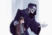 Terry Pratchett / Tribute to a great story teller