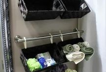 House stuff: Bathroom  / Different ideas for organizing, cleaning, how to, an DIY for the bathroom.