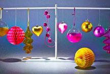 Ideas de decoración de Navidad / Decoraciones navideñas originales, que valen para siempre