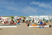 Strandfeesten / Sfeerimpressies van feesten en partijen aan zee
