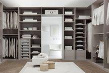 Armarios vestidores / En la tienda de muebles mdm Interiorismo de Valencia encontrarás armarios vestidores a medida para tu hogar.