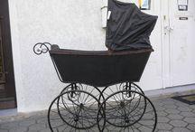wózki antyczne