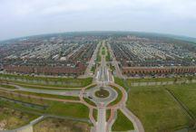 Aerial Photography / Foto's die ik met drones heb gemaakt