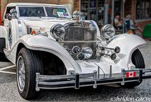 Classic Cars / Well Classic Custom rides it is.