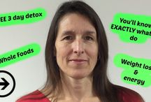Detox / I love to detox using real, wholesome foods no magic potions,pills or powders just food. This board is all about why, how, when you should detox plus programs to help you out.