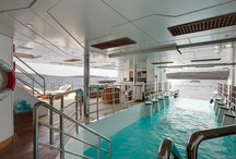 Yacht Life / Style. Luxe. Posh. Glamour. Yachts.
