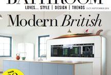 Interior Design magazines etc.