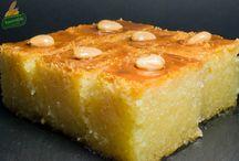 Σιροπιαστά Ελληνικές Συνταγές - Syrup Sweets Greek Recipes | kountaxis.com
