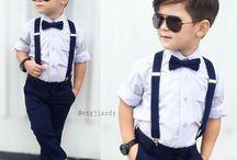 Stylish kids boys