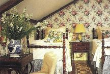 inside english country cottages