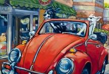 Transportation Art & Illustrations