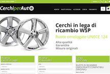 Cerchiperauto.it - Cerchi in lega | Pneumatici / Shop online vendita cerchi in lega e pneumatici