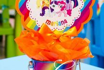 my litle pony party